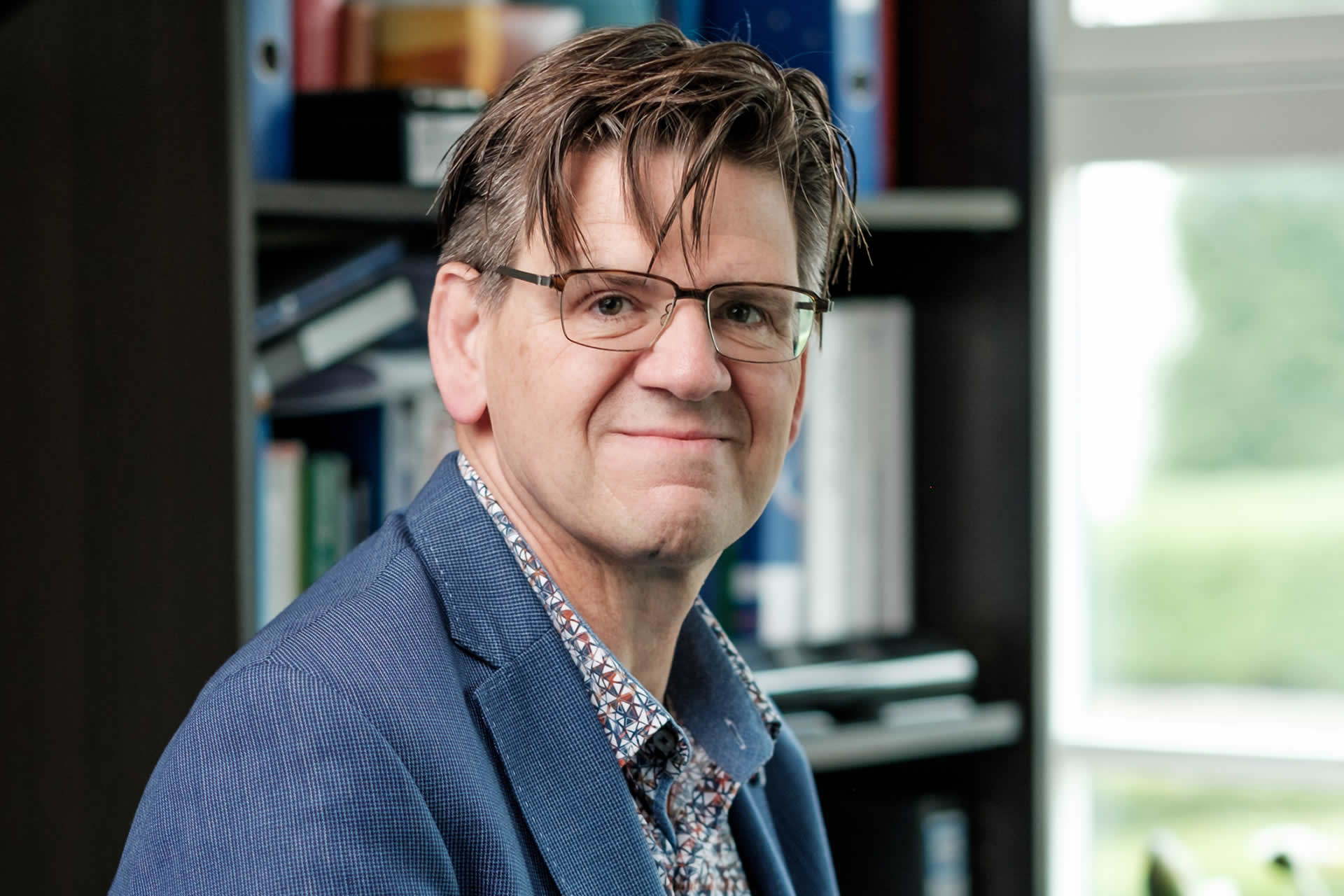 mr. D.P. den Hollander